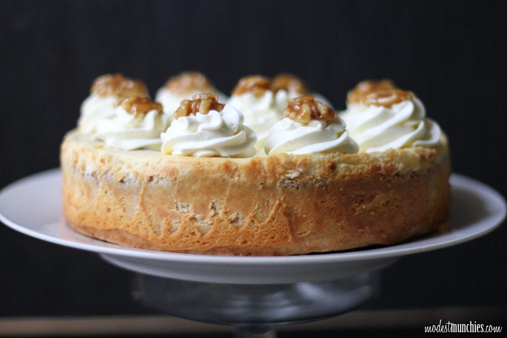 date cheesecake