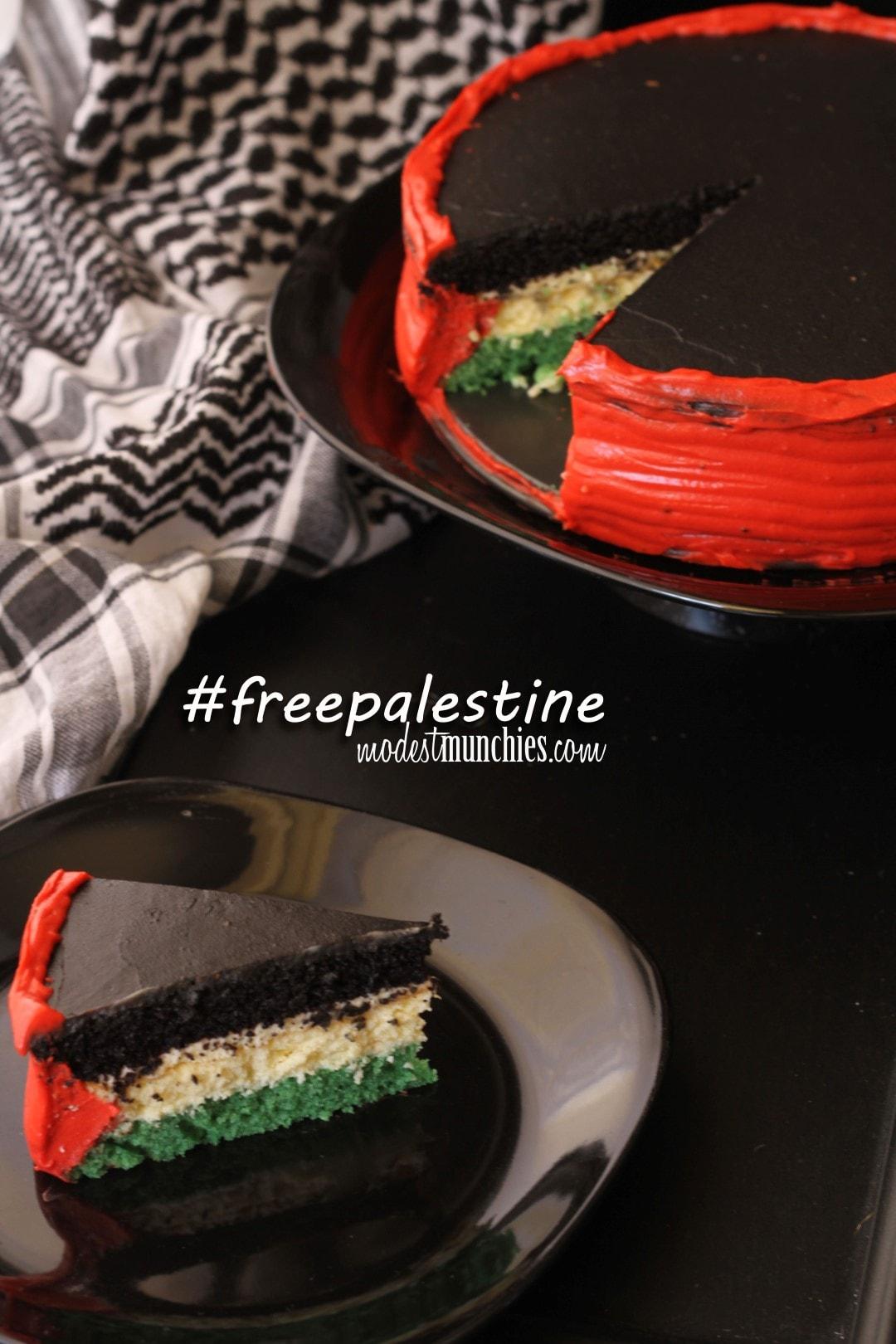 freepalestine cake (Large)