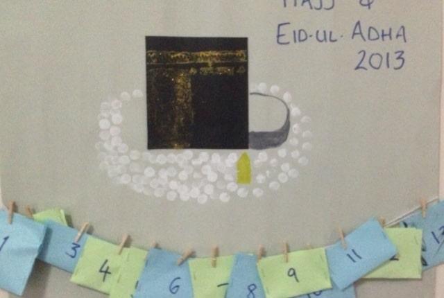 Hajj & Eid Advent calendar