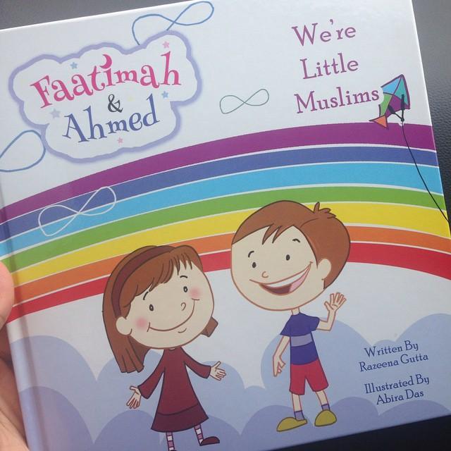 It's here! Grab your copy from @readlittlemuslims . Review on the blog, #bloglinkinprofile #readlittlemuslims #muslimkids #muslimblogger