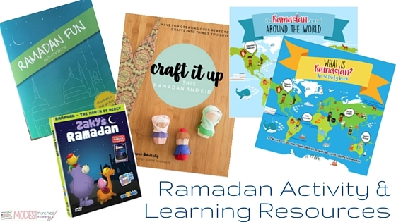Ramadan learning resources